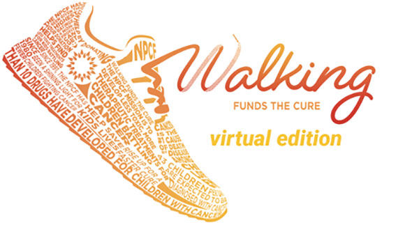 Walking Funds the Cure Virtual Edition